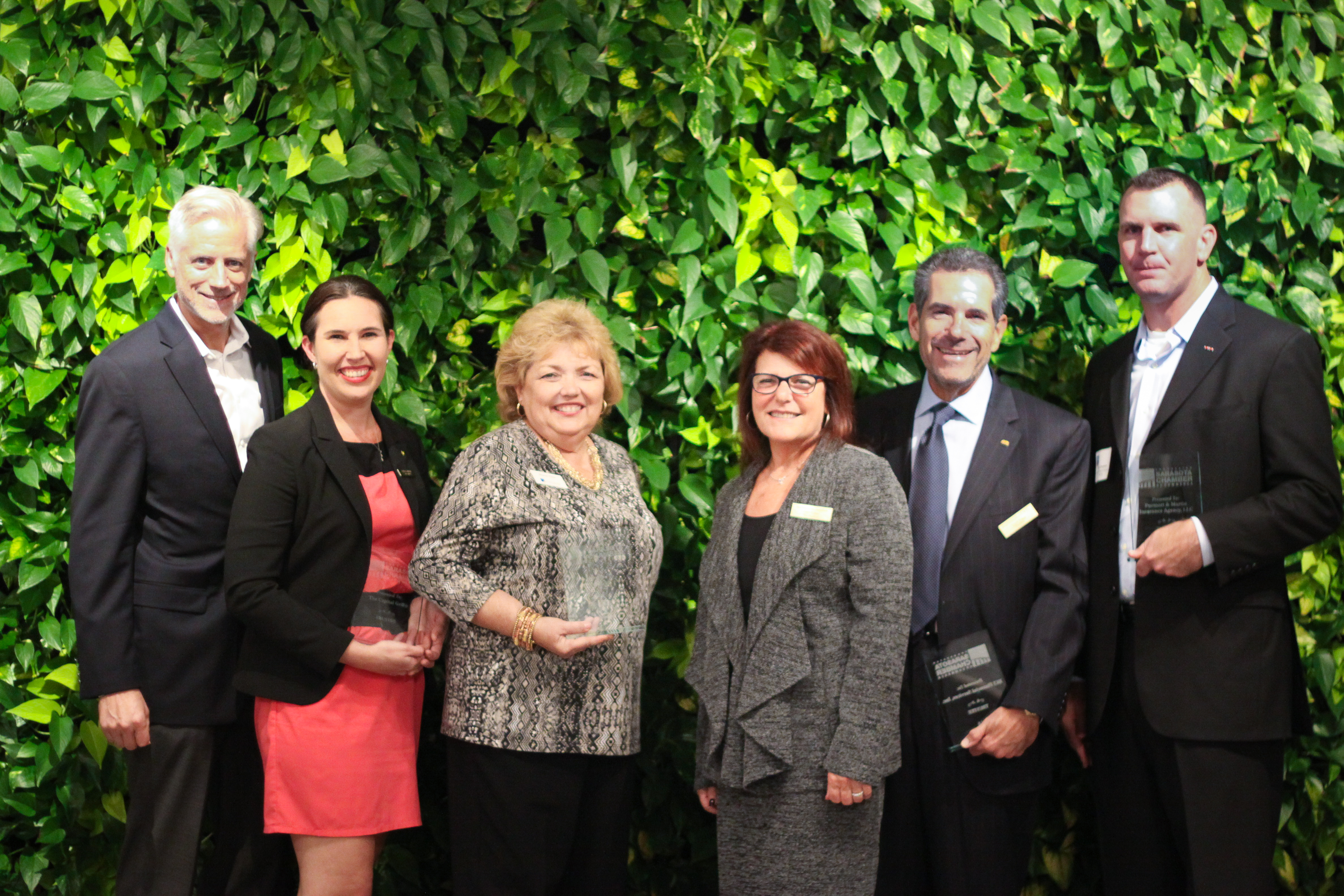 srq inside the brand new trustees of the greater sarasota chamber of commerce from l to r chris