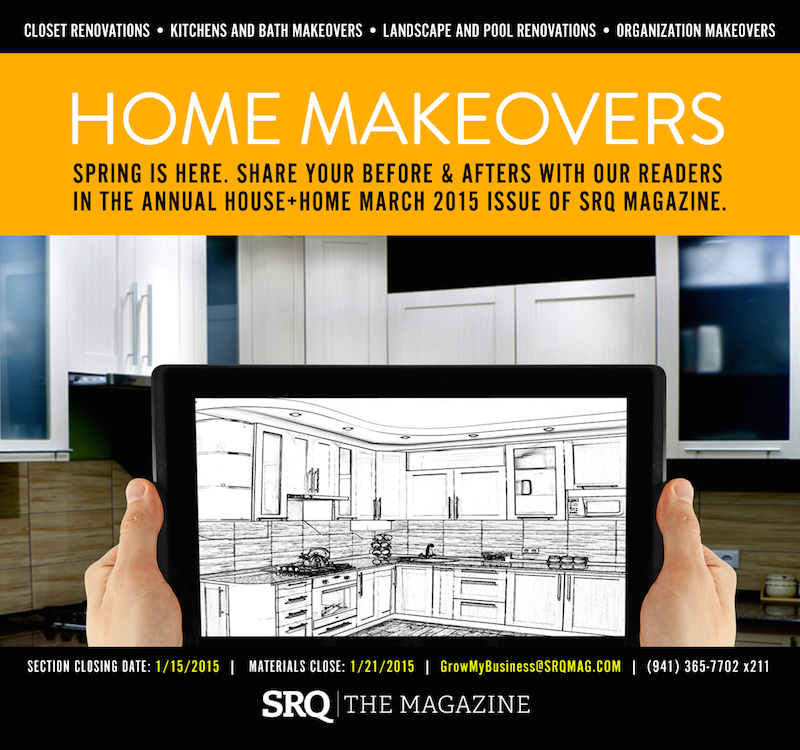 Reserve Your Spot In The March Edition Home Makeovers House Roundtable Today