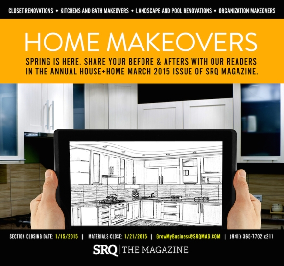 Reserve your spot in the March edition Home Makeovers: House + Home Roundtable today!