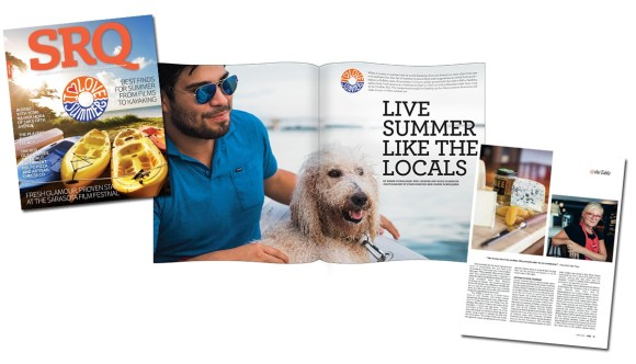 The June issue of SRQ Magazine hits newsstands today!