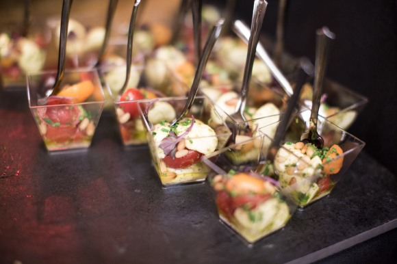 Savory southern bites are planned for the 2015 Bal Masuqé gala by Fete Catering. Photo Credit: Evan Sigmund.