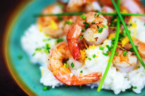 Shrimp & Grits is on the menu for Bal Masqué on October 3rd!