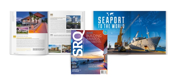 The January 2016 edition of SRQ | The Magazine is on newsstands now!
