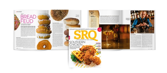 The February 2016 edition of SRQ | The Magazine is on newsstands now!