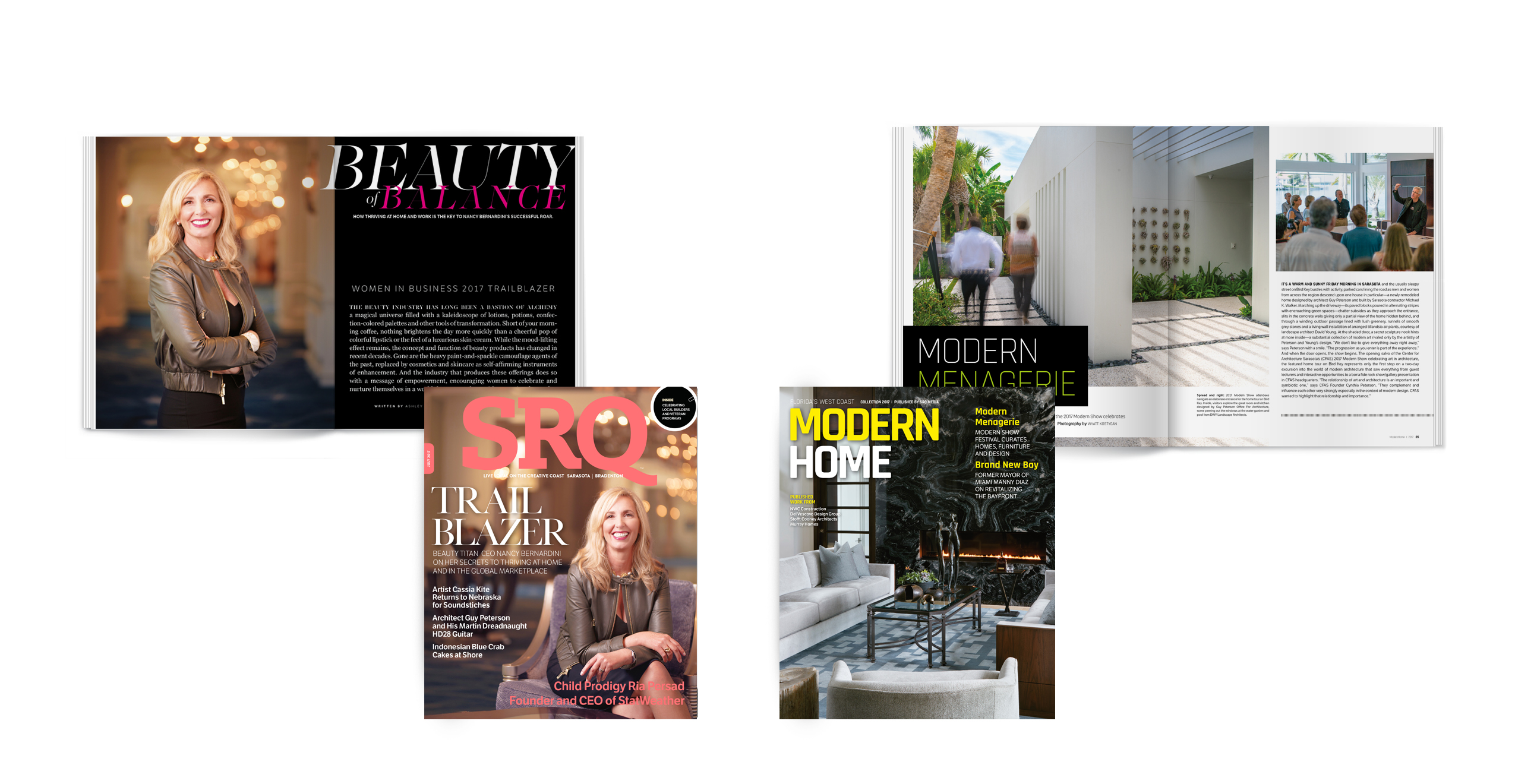 In Your Mailbox: July\'s Double Issue SRQ+Modern Home Magazine Has ...